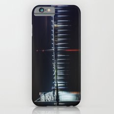 Bridge at evening iPhone 6s Slim Case