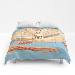 POKÉMON NINETAILS Comforters