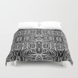 Life Cycle BW1 Duvet Cover
