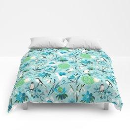 Finally Easter! [blue'n rose] Comforters