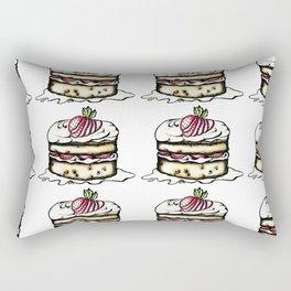 Pastel Tres Leches Rectangular Pillow
