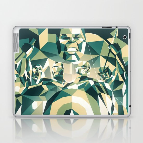 A Team Laptop & iPad Skin