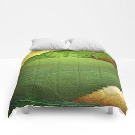armor leaves Comforters