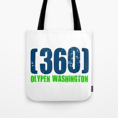 (360) OlyPen Washington Tote Bag
