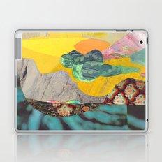 Yellow Sky Laptop & iPad Skin