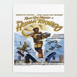 Dolemite: The Human Tornado Poster