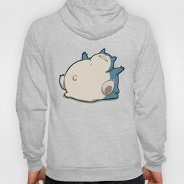 Pokémon - Number 143 Hoody