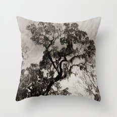 Wise Old Tree 2 Throw Pillow