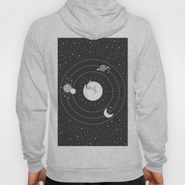 The Space Cat Hoody