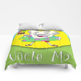 Uncle Mo Comforters