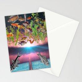 LA MULTIPLICACIÓN DE LOS PECES Stationery Cards