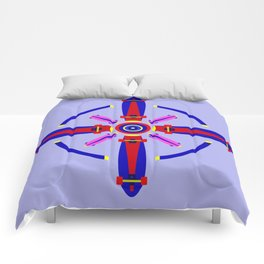 Skateboard Design Comforters