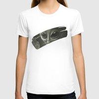 T-shirts featuring Alien by Dr. Lukas Brezak