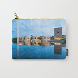 The blue hour in Ottawa Carry-All Pouch