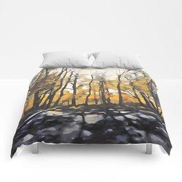 Autumn Reflection Comforters