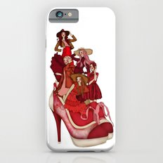 Ladies In Red Slim Case iPhone 6s