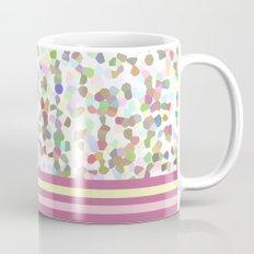 Lots of Dots with Mauve Mug