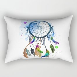 atrapasueños colorido Rectangular Pillow