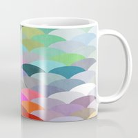 house Mugs featuring Scales by Steven Womack