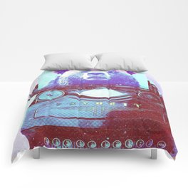 Grizzly writer Comforters
