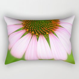 Pink Flower | Flowers | Photography | Nadia Bonello Rectangular Pillow