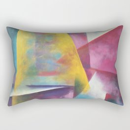 """#108 """"Remember"""" Rectangular Pillow"""
