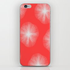 Coral Bust iPhone & iPod Skin