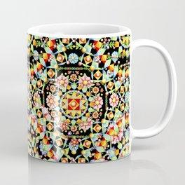 Flower Crown Bohemian Coffee Mug