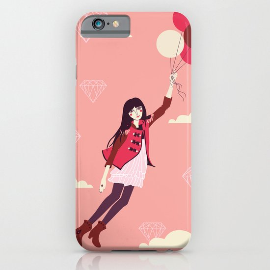 Lucy in the Sky iPhone & iPod Case