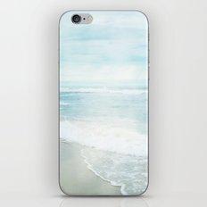 Feel the Sea iPhone & iPod Skin