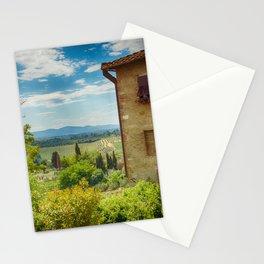 Tuscany, Italy Stationery Cards