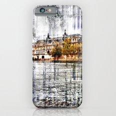 Paris an der Seine Slim Case iPhone 6s