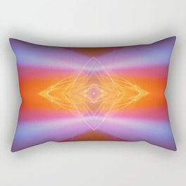Mind's Eye Diamond Rectangular Pillow