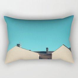 Blind House Rectangular Pillow