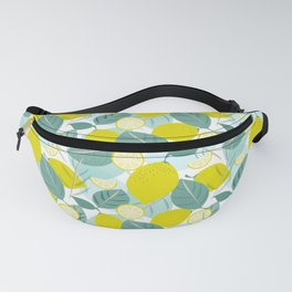 Lemons and Slices Fanny Pack