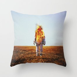 Cleanse Throw Pillow