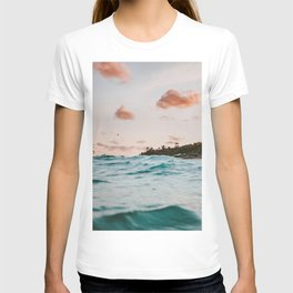 summer sunset iv T-shirt