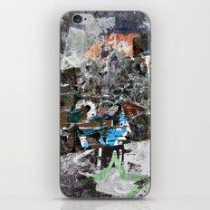 Collide 11 iPhone & iPod Skin