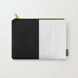 Black & White. Carry-All Pouch