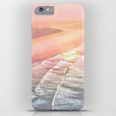 Pink Ocean Slim Case iPhone 6 Plus