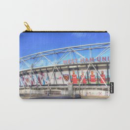 West Ham Olympic Stadium London Carry-All Pouch