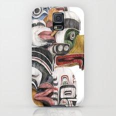 Stanley Park Totems Galaxy S5 Slim Case