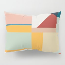 modern abstract II Pillow Sham