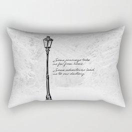 Chronicles of Narnia - Some adventures - CS Lewis Rectangular Pillow