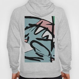 Abstract Painting Design - Flight Hoody