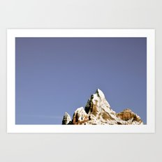 Expedition Everest Art Print