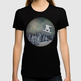 The Snowboarder T-shirt