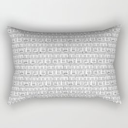 Sprawl Rectangular Pillow
