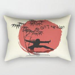 Got Ninja? Rectangular Pillow