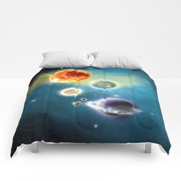 New Solar System Comforters
